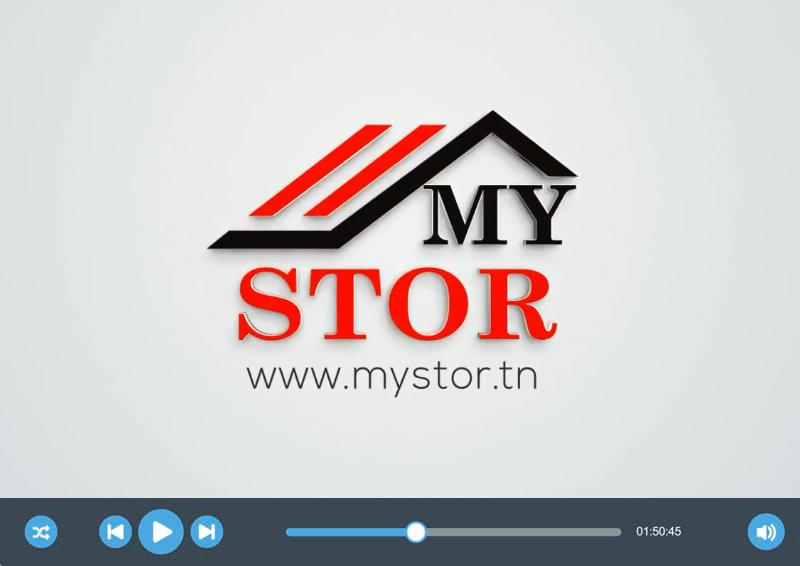 Vidéo de Présentation de la société «My Store»
