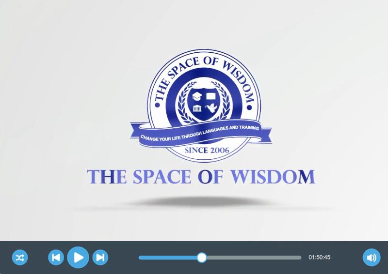 Vidéo témoignage – «Space Of Wisdom»