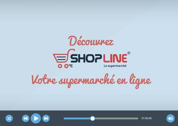 Vidéo de Présentation de la société «Shopline»