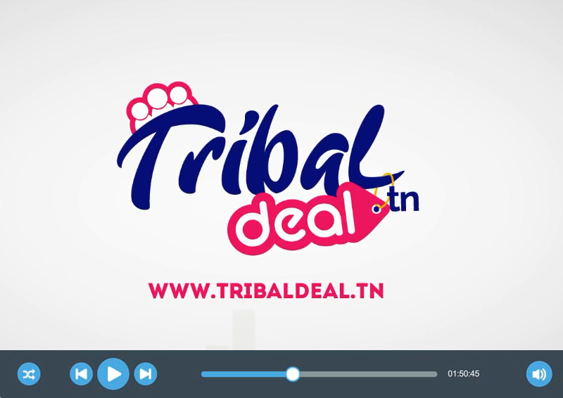 Vidéo de Présentation du concept «Tribal Deal»