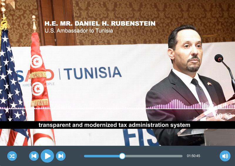Vidéo de la cérémonie du projet FIRST by USAID